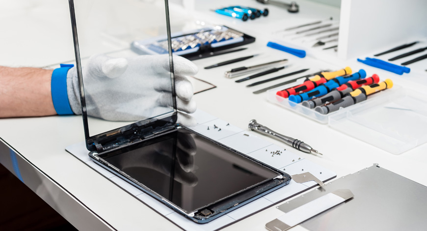 iPad Repairs For Schools/Universities Across The Usa